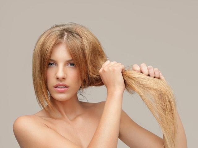 שיקום שיער שרוף