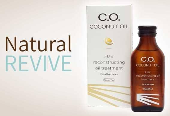 coconut oil for hair 100ml