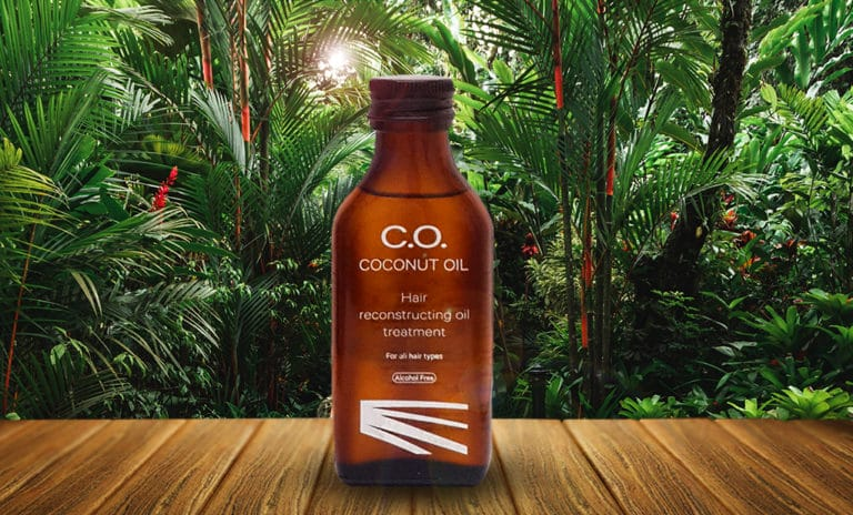 מוצרי שמן קוקוס לשיער